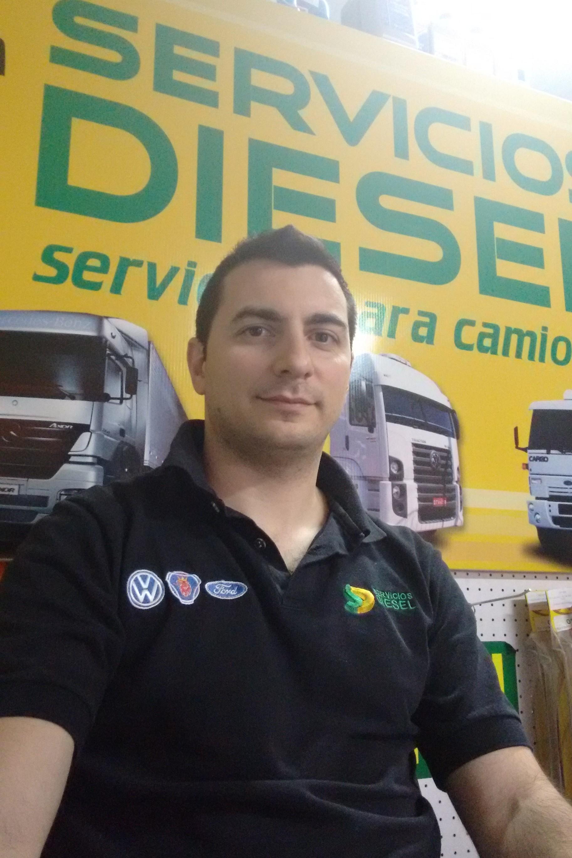 Fernando Conte - Servicios Diesel
