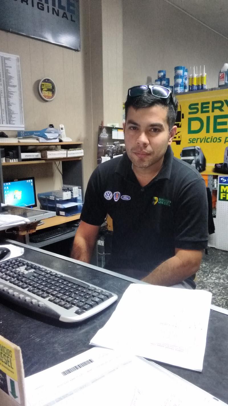 Germán Andrade - Stock y Logística